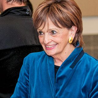Photo of Marilyn Carlson Nelson