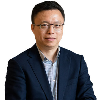 Photo of Eric Jing