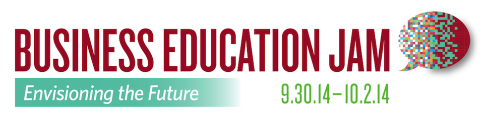 Business Education Jam is September 30, 2014 to October 2, 2014