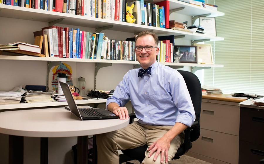 Senior Lecturer Rand Park