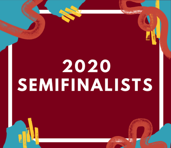 2020 Semifinalists Announced