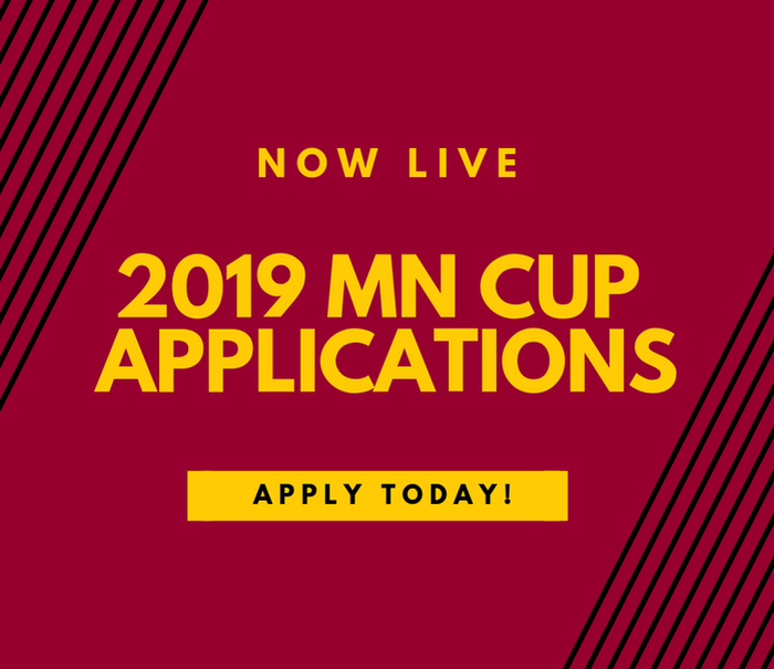 MN Cup Application - now open