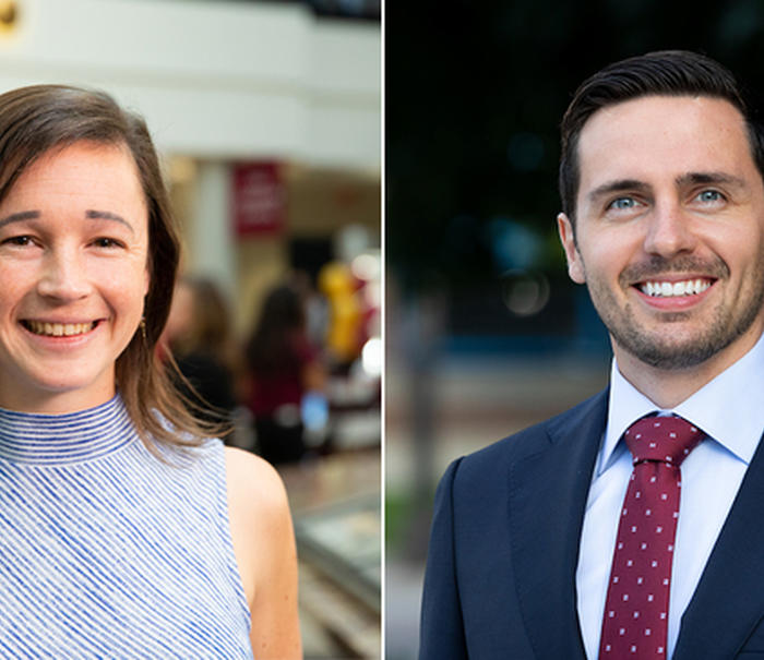 Two Carlson School MBA Students Receive National Awards