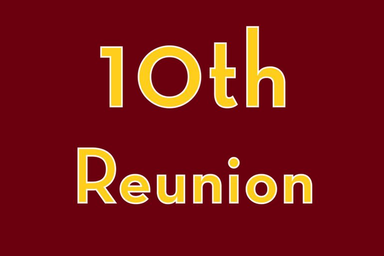 10th MBA Reunion