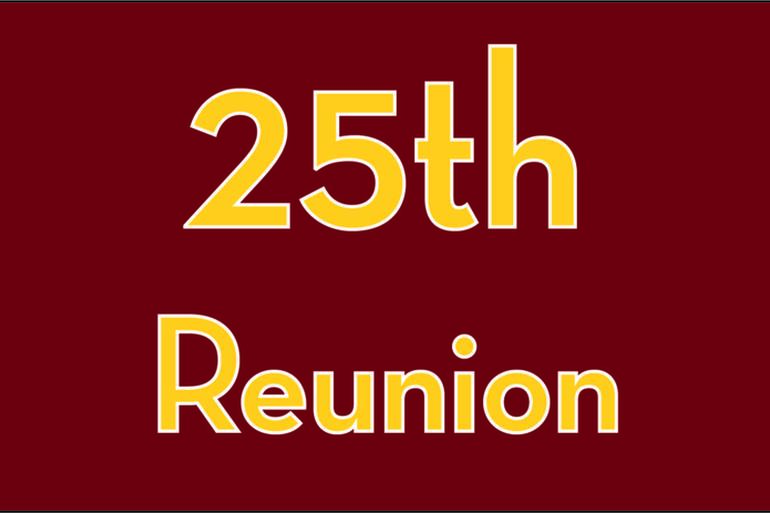 25th MBA Reunion