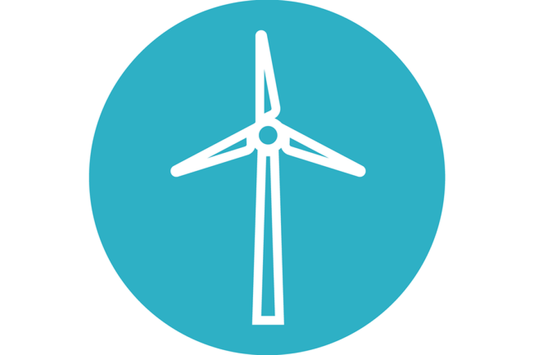 Energy/Clean Tech/Water division icon