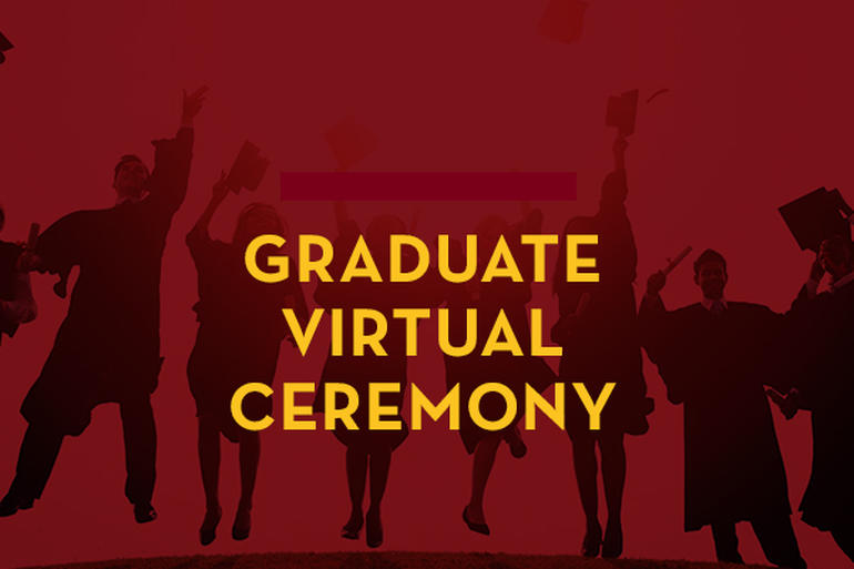 Graduate Virtual Ceremony