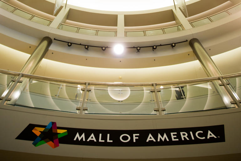 Mall of America interior