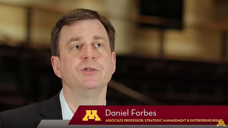 Daniel Forbes discusses Design Thinking