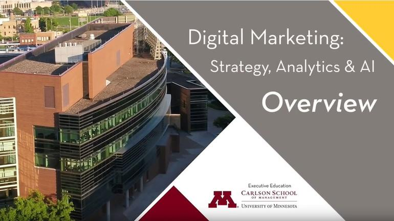 Digital Marketing: Overview