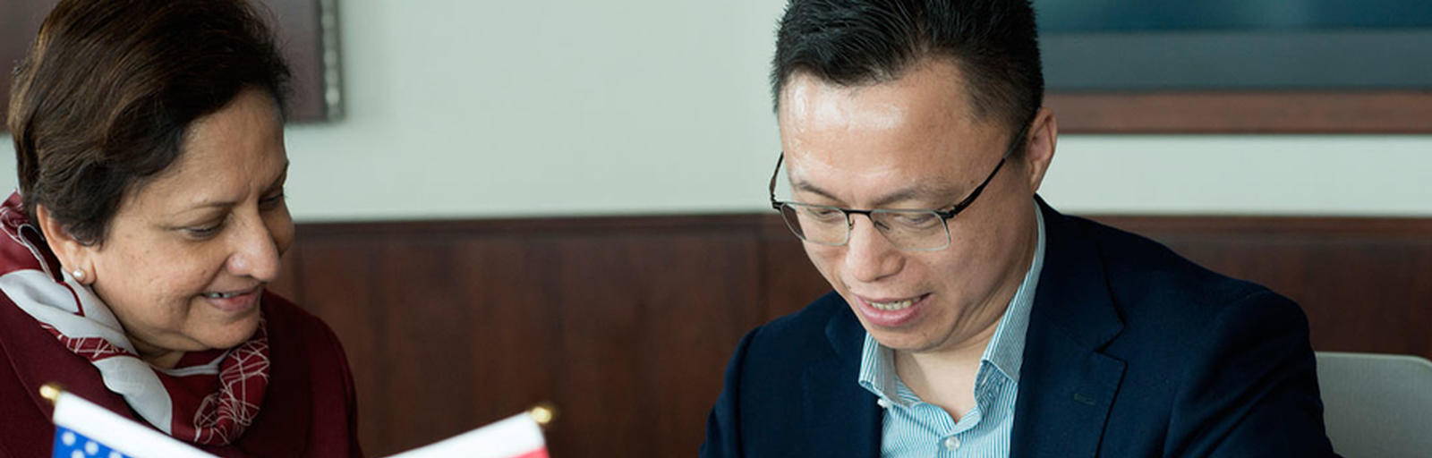 Ant Financial Services President Eric Jing Makes $5 Million