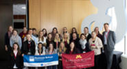 Carlson School Students Visit General Mills