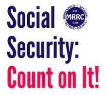Social Security: Count on It! forum graphic