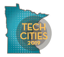 Tech Cities 2019 logo
