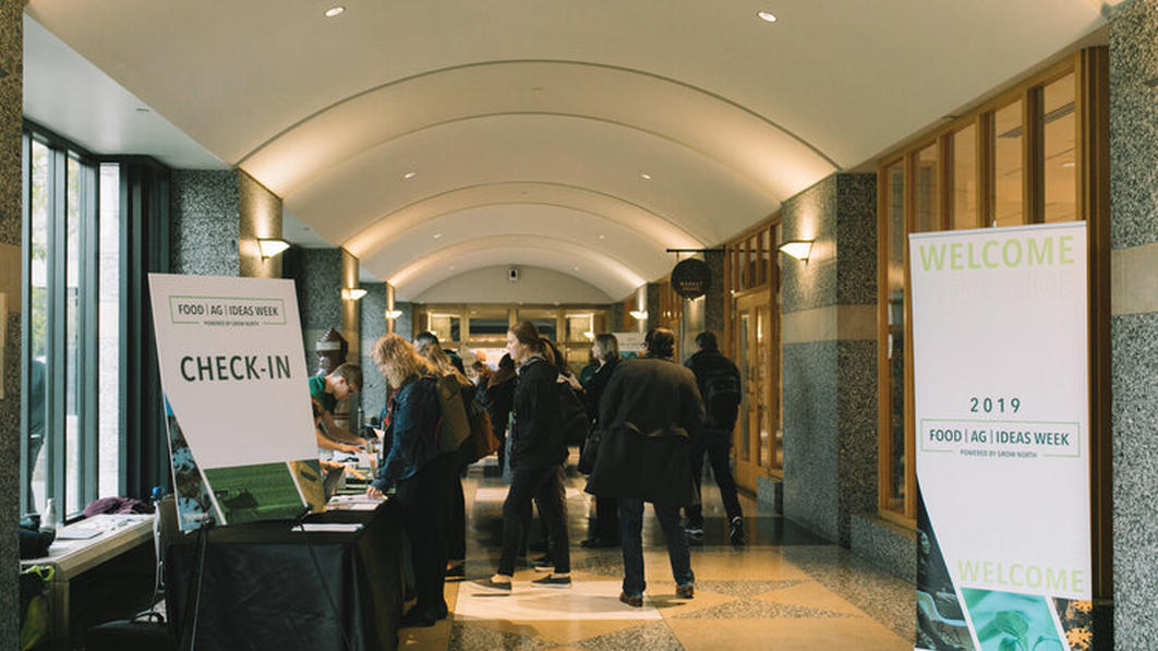 Grow North FAI 2019 Check-In