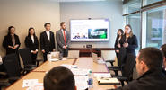 GVC Team Presents to MACV Leaders